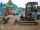 used Airman mini excavator