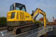 used Wacker Neuson mini excavator