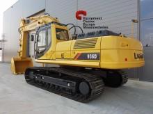 excavadora de cadenas LiuGong nueva