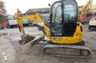 mini escavatore JCB usato