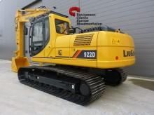 new LiuGong track excavator