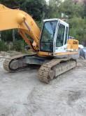 escavatore cingolato Liebherr usato