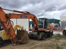 excavadora de ruedas Fiat Kobelco