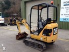 used Caterpillar mini excavator