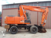 used Hitachi wheel excavator