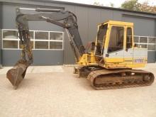 used Etec track excavator