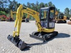 New Holland Kobelco E22SR