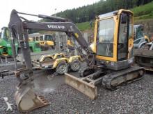 miniexcavadora Volvo usada