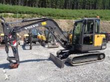 mini-escavadora Volvo usada