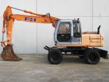 Fiat-Hitachi wheel excavator