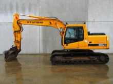 excavator pe şenile Hyundai second-hand