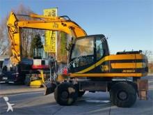 used JCB wheel excavator