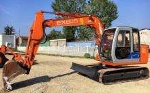 escavadora sobre rastos Fiat-Hitachi