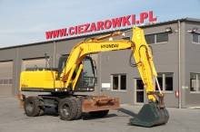 Hyundai R140 W 7A 14,5 tons PLOWSHARE STABS