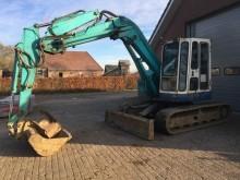 Hanix track excavator