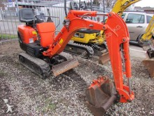 mini-escavadora Kubota