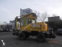 Atlas wheel excavator