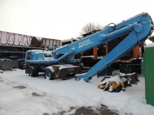 escavatore per movimentazione Fuchs