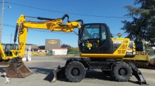 used JCB wheel excavator