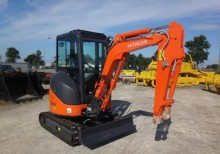 mini-excavator Hitachi second-hand