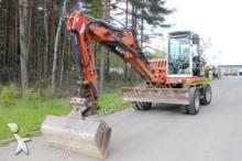 Schaeff wheel excavator