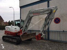 mini-escavadora Takeuchi