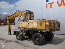 escavatore Hanomag W 450 E