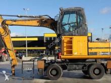JCB wheel excavator