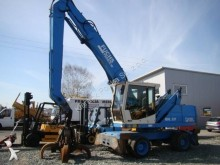 excavator pe roti Fuchs second-hand