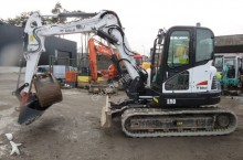 mini-excavator Bobcat second-hand