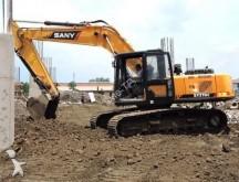 Sany track excavator