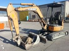 mini-escavadora Case