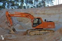 excavadora de cadenas Daewoo