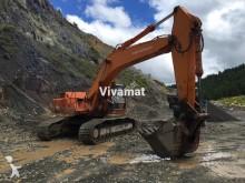 Fiat-Hitachi track excavator