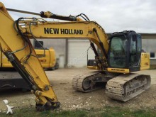 pelle sur chenilles New Holland
