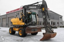 Volvo EW140 C WHEEL EXCAVATOR 16 tons VOLVO EW 140C PLOWSHARE