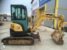 used Yanmar mini excavator