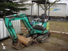 mini-excavator Imer second-hand