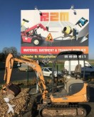 Case mini excavator