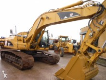 escavadora de largatas Caterpillar