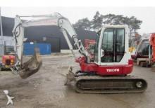 excavadora de cadenas Takeuchi