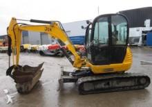 JCB mini excavator