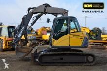 Mecalac track excavator