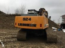 escavadora de largatas Liebherr