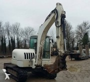 used Bobcat track excavator
