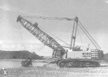 Sennebogen SENNEBOGEN6130HD – Serie B Dragline excavator and crane