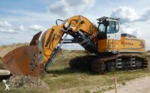 excavator pe şenile Liebherr second-hand