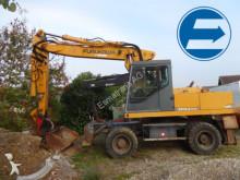used Furukawa wheel excavator