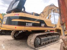 excavator pe şenile Caterpillar second-hand