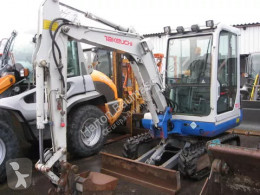 mini-excavator Takeuchi second-hand